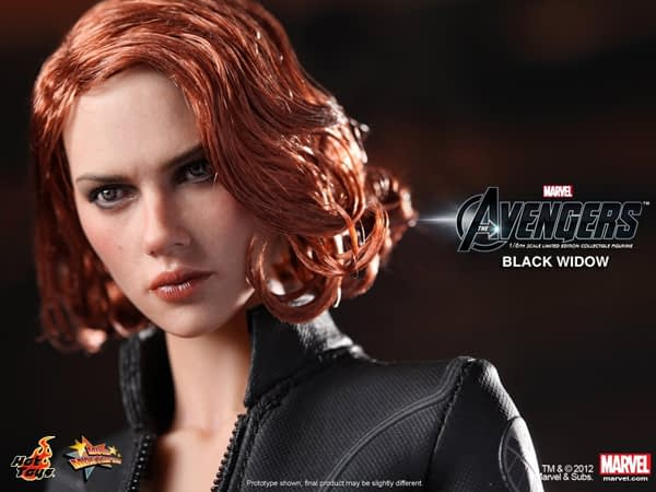 Preview   Hot Toys: Black Widow (7)