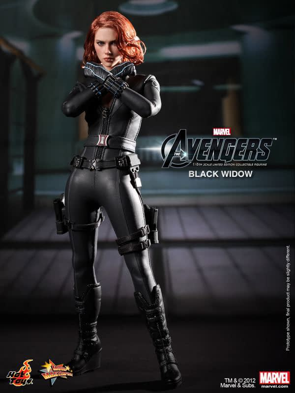 Preview   Hot Toys: Black Widow (3)