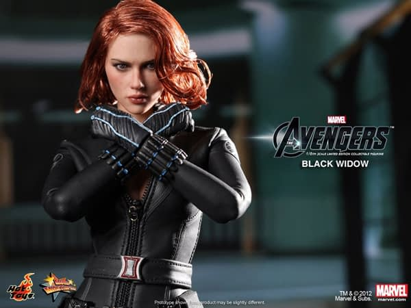 Preview   Hot Toys: Black Widow (13)