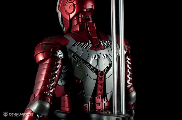 Review | Hot Toys: Ironman Mark V (42)