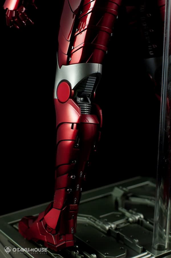 Review | Hot Toys: Ironman Mark V (43)