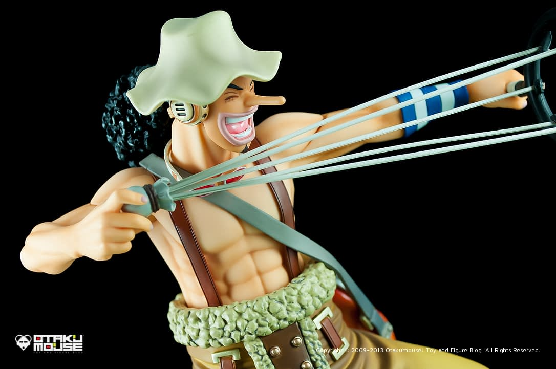 "Review | Megahouse: Usopp (Portrait of Pirates ""Sailing Again"") (10)"