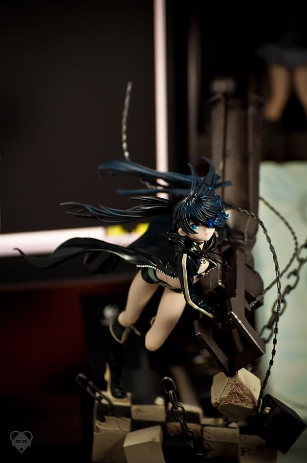 Review   GSC: Black Rock Shooter: Animation Version 1