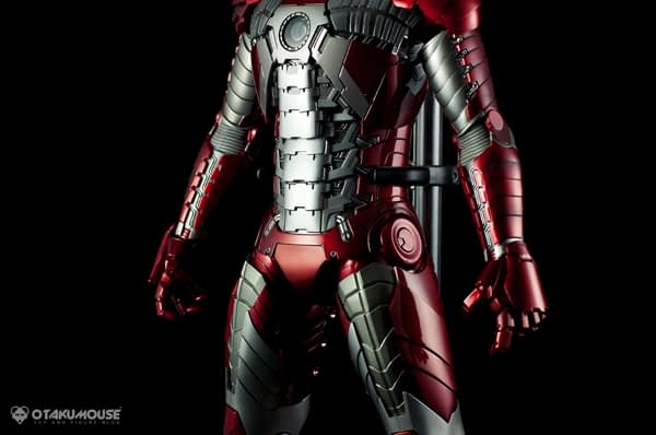 Review | Hot Toys: Ironman Mark V (51)