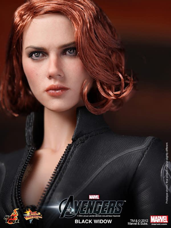 Preview   Hot Toys: Black Widow (17)