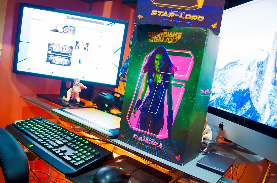 July 2015 Loot Report - Guardians of the Galaxy Goodness (2)