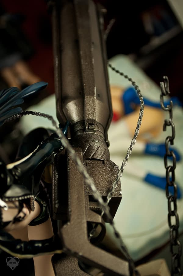 Review   GSC: Black Rock Shooter: Animation Version 18