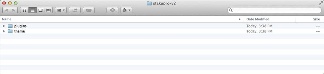 Setting Up OtakuPro V2 - Quick and Dirty (1)