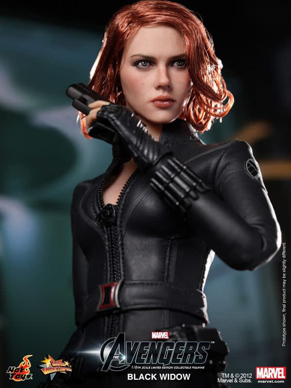 Preview   Hot Toys: Black Widow (14)