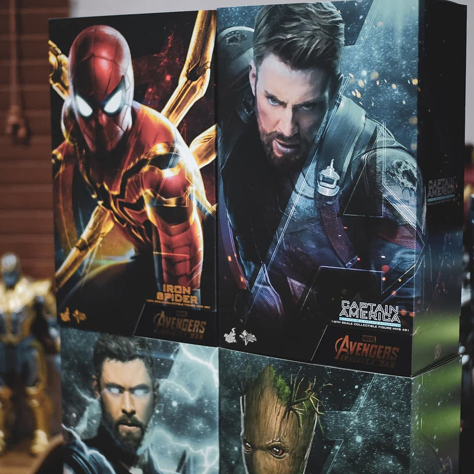 Infinity War Figures Dropping In! 7