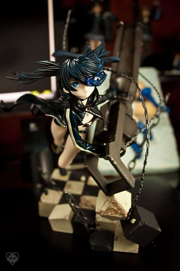 Review   GSC: Black Rock Shooter: Animation Version 30