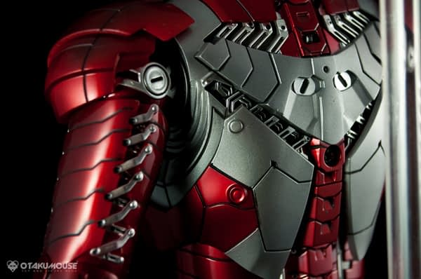 Review | Hot Toys: Ironman Mark V (15)