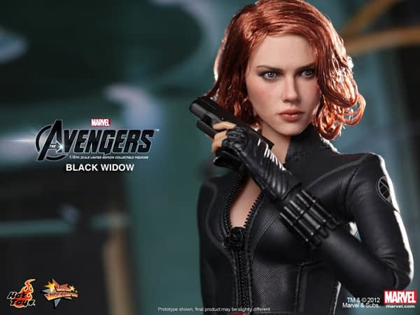 Preview   Hot Toys: Black Widow (2)