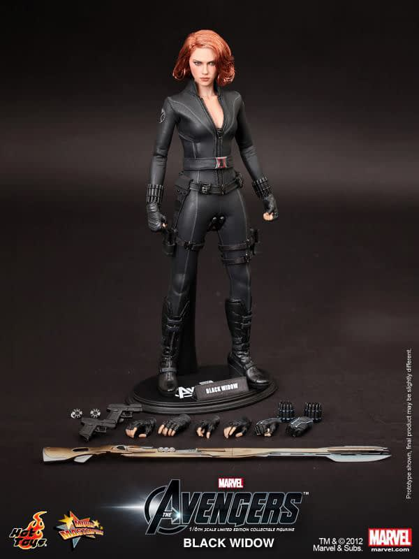 Preview   Hot Toys: Black Widow (10)