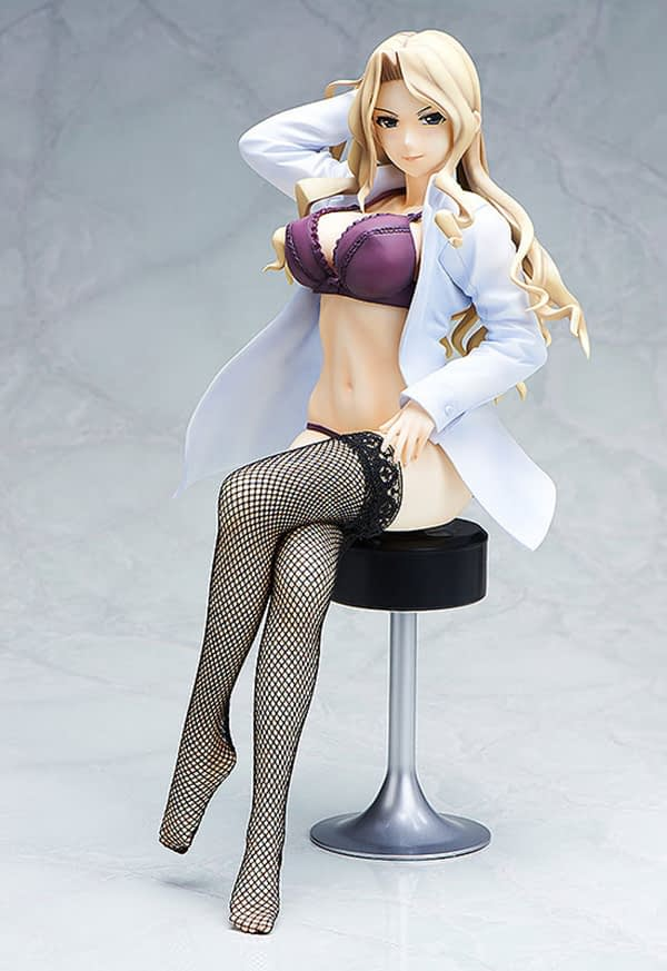 Preview   Freeing: Elizabeth Mably (Y-Shirt Ver.) (1)