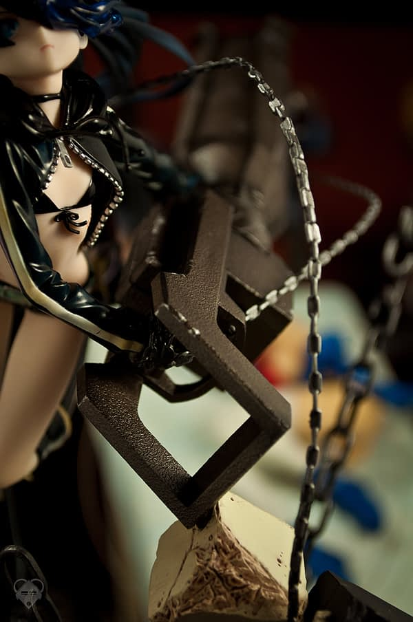 Review   GSC: Black Rock Shooter: Animation Version 22