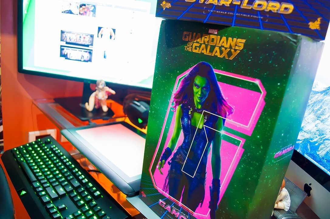 July 2015 Loot Report - Guardians of the Galaxy Goodness (3)