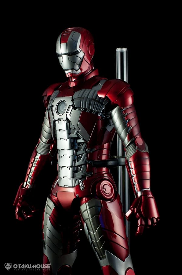 Review | Hot Toys: Ironman Mark V (55)
