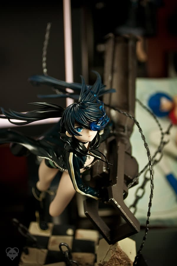 Review   GSC: Black Rock Shooter: Animation Version 6