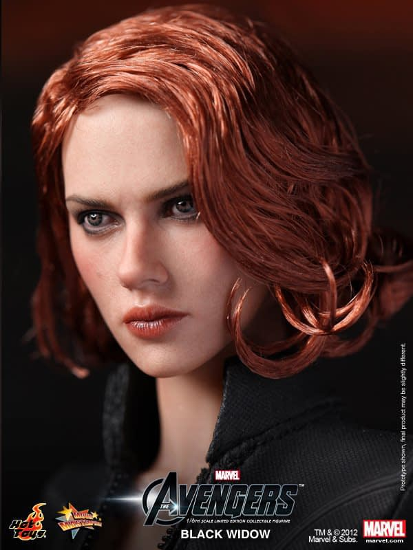 Preview   Hot Toys: Black Widow (12)