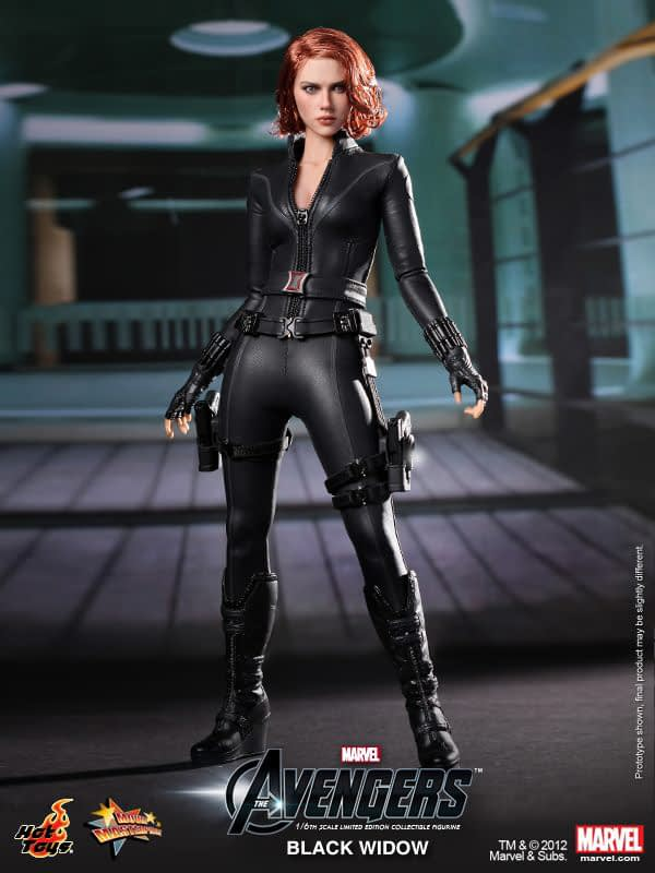 Preview   Hot Toys: Black Widow (11)