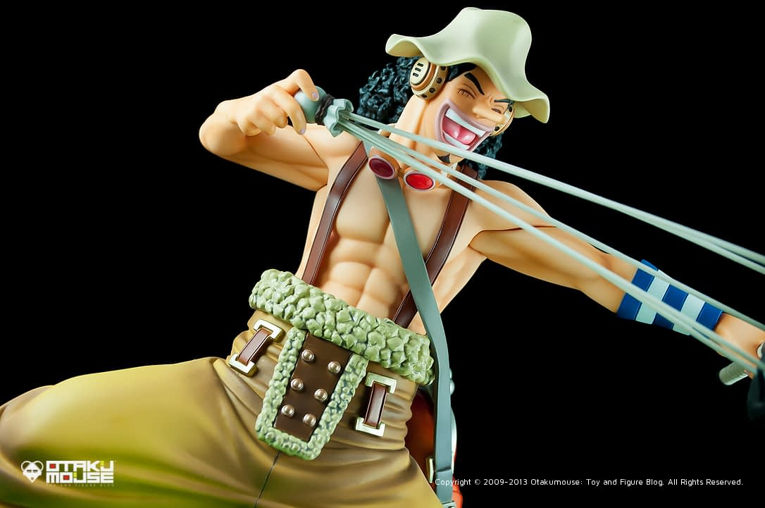 "Review | Megahouse: Usopp (Portrait of Pirates ""Sailing Again"") (21)"