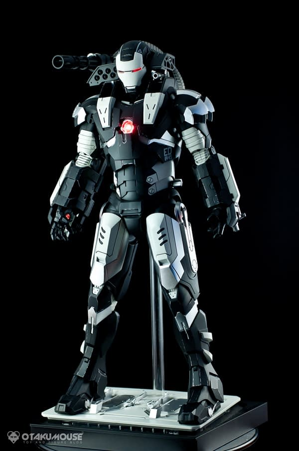 Review | Hot Toys: Warmachine (Special Version) (40)