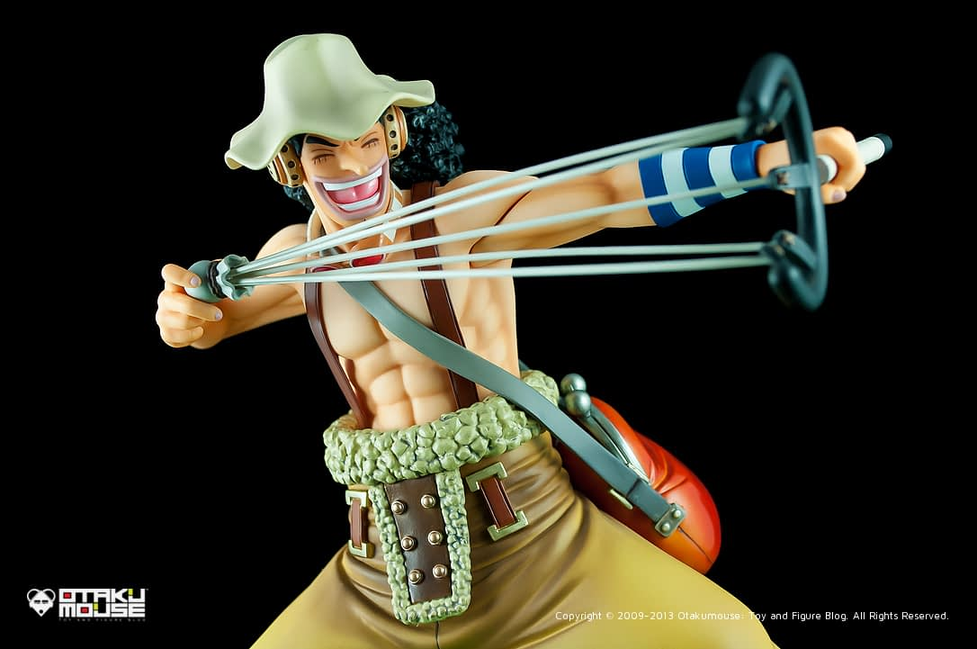 "Review | Megahouse: Usopp (Portrait of Pirates ""Sailing Again"") (6)"