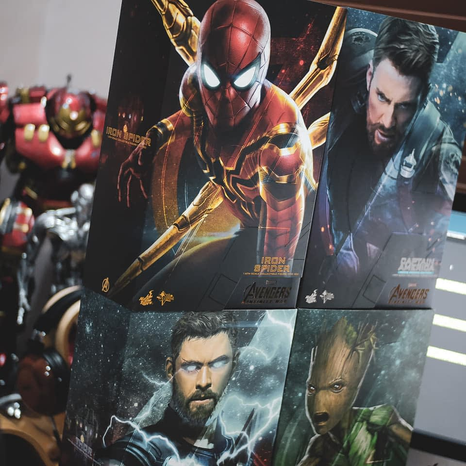 Infinity War Figures Dropping In! 43