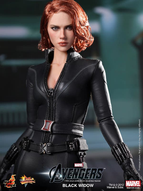 Preview   Hot Toys: Black Widow (15)