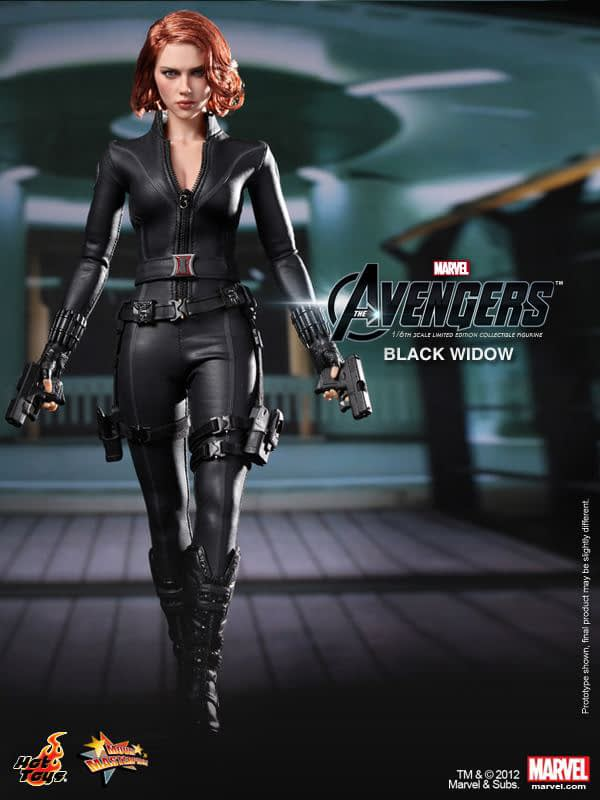 Preview   Hot Toys: Black Widow (5)