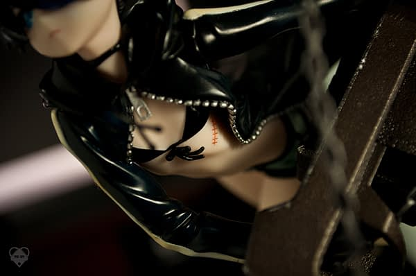 Review   GSC: Black Rock Shooter: Animation Version 26