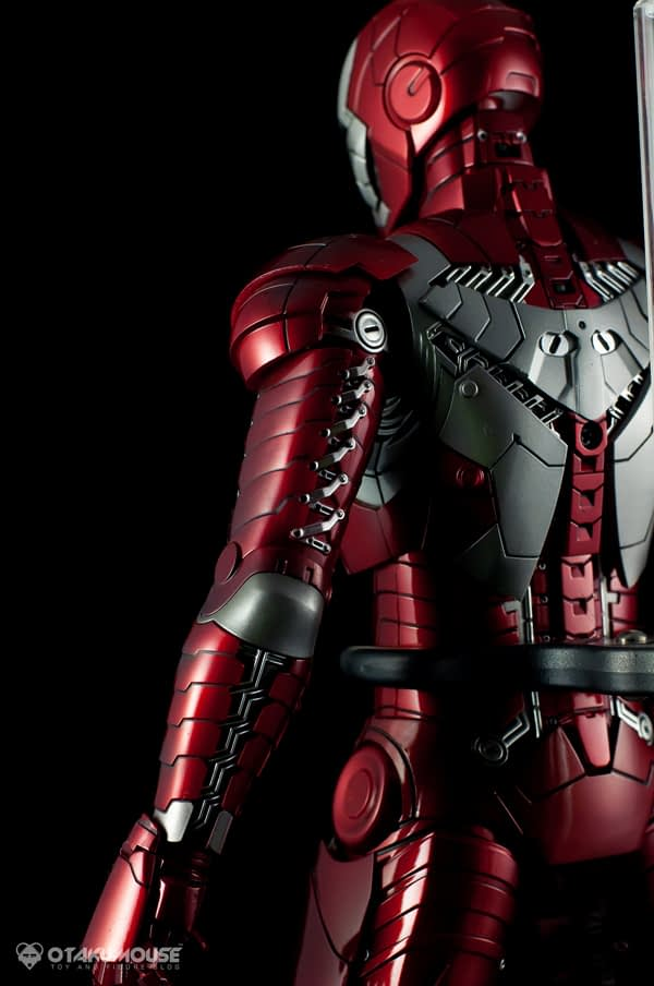Review | Hot Toys: Ironman Mark V (44)