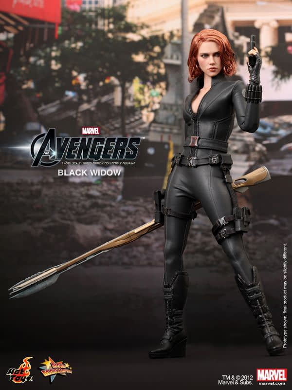 Preview   Hot Toys: Black Widow (9)
