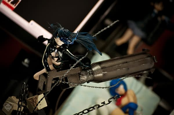 Review   GSC: Black Rock Shooter: Animation Version 3