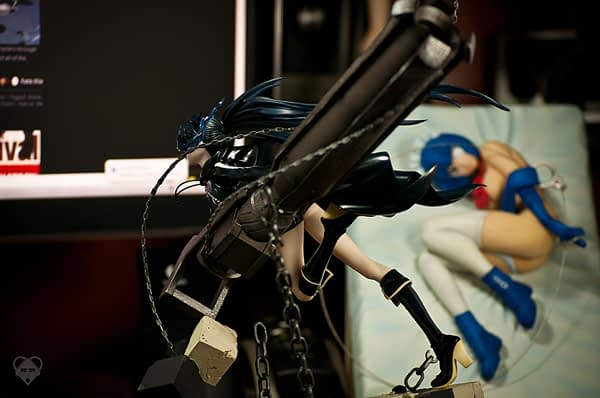 Review   GSC: Black Rock Shooter: Animation Version 4