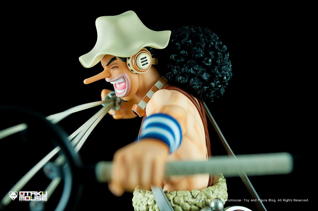 "Review | Megahouse: Usopp (Portrait of Pirates ""Sailing Again"") (19)"