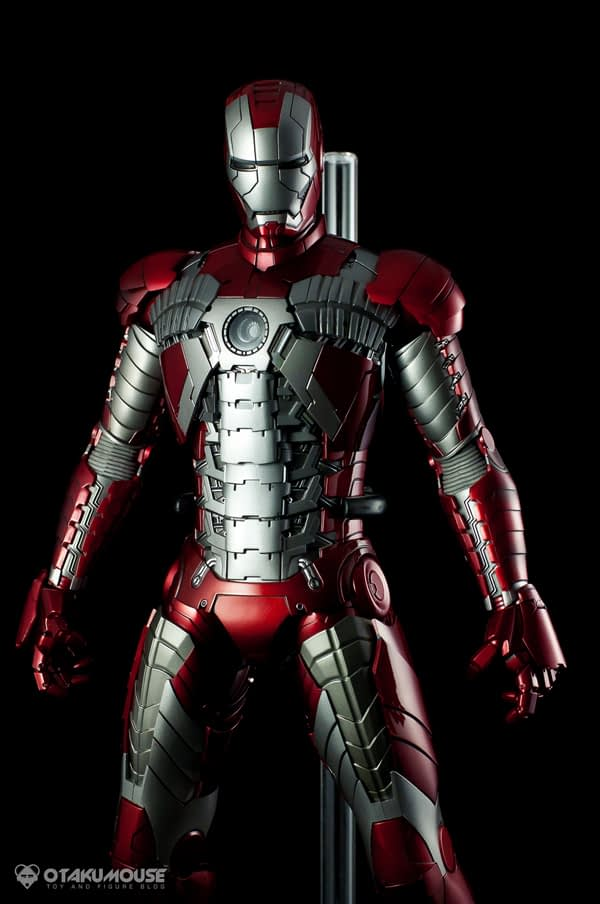 Review | Hot Toys: Ironman Mark V (54)