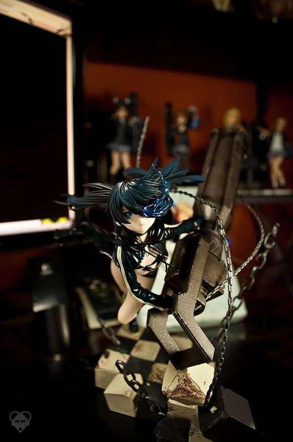 Review   GSC: Black Rock Shooter: Animation Version 32