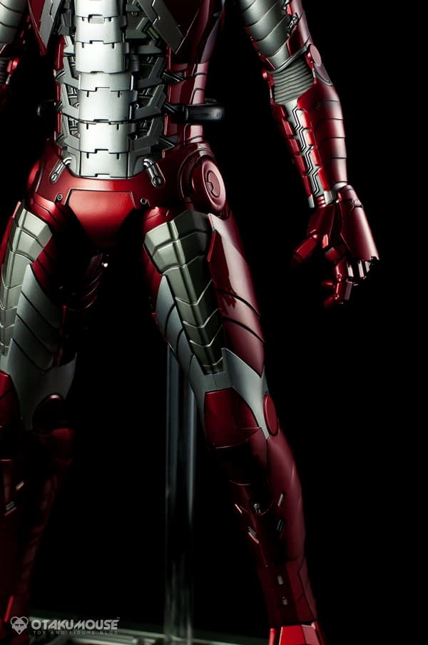 Review | Hot Toys: Ironman Mark V (50)