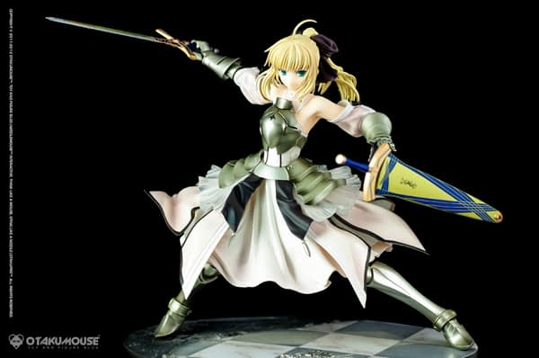 Review | GSC: Saber Lily (Distant Avalon) (2)