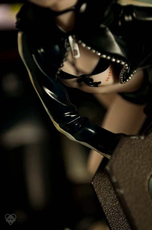 Review   GSC: Black Rock Shooter: Animation Version 9