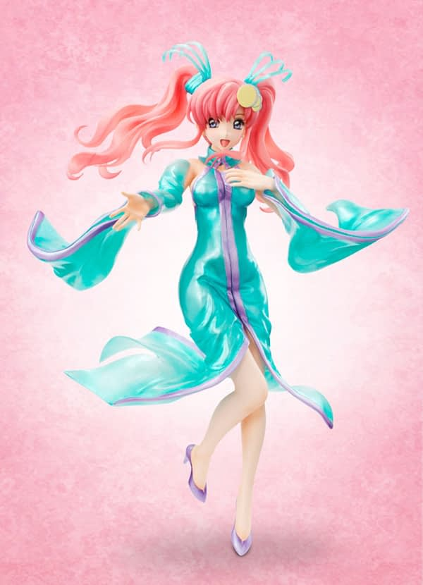 Preview | Megahouse: Lacus Clyne (5)
