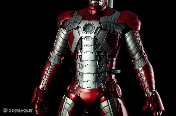 Review | Hot Toys: Ironman Mark V (52)