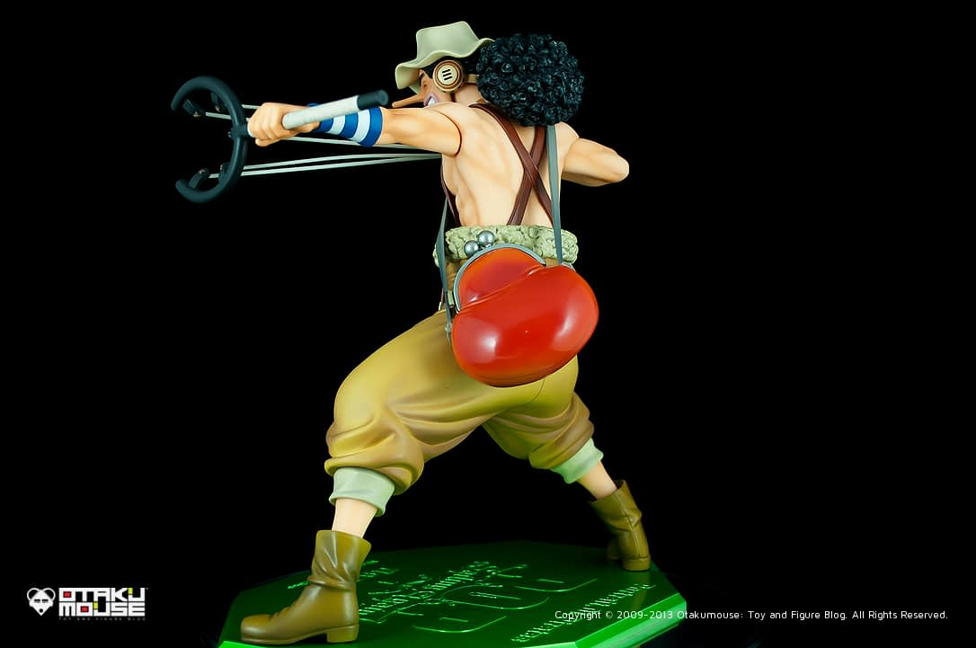"Review | Megahouse: Usopp (Portrait of Pirates ""Sailing Again"") (2)"