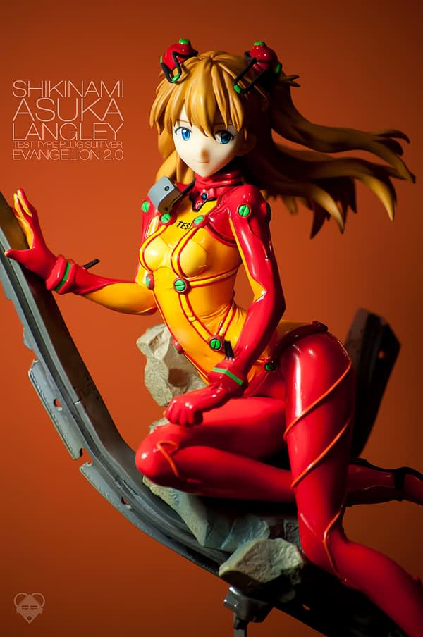 Review | Alter: Shikinami Asuka Langley 1