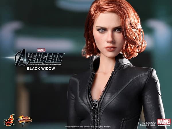 Preview   Hot Toys: Black Widow (4)