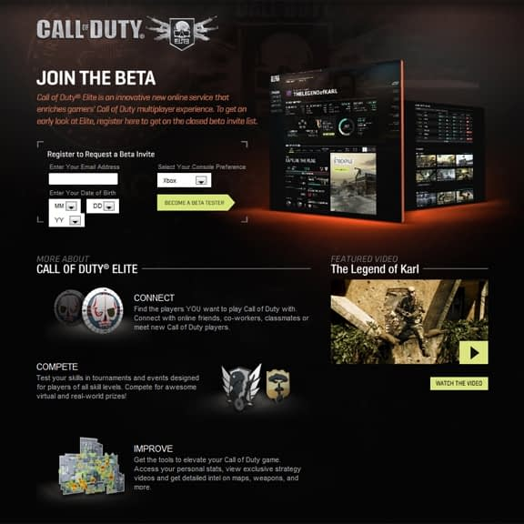 Faqs on Call Of Duty Elite 5