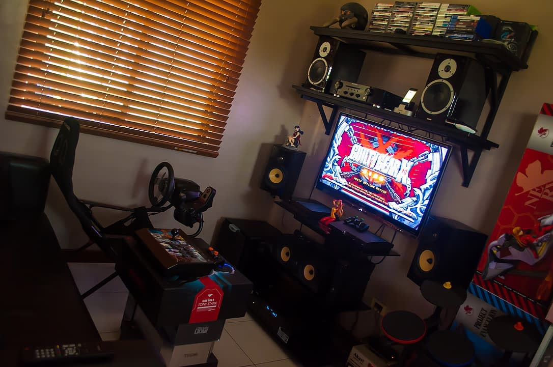 Quick Snap: My Entertainment Area (5)