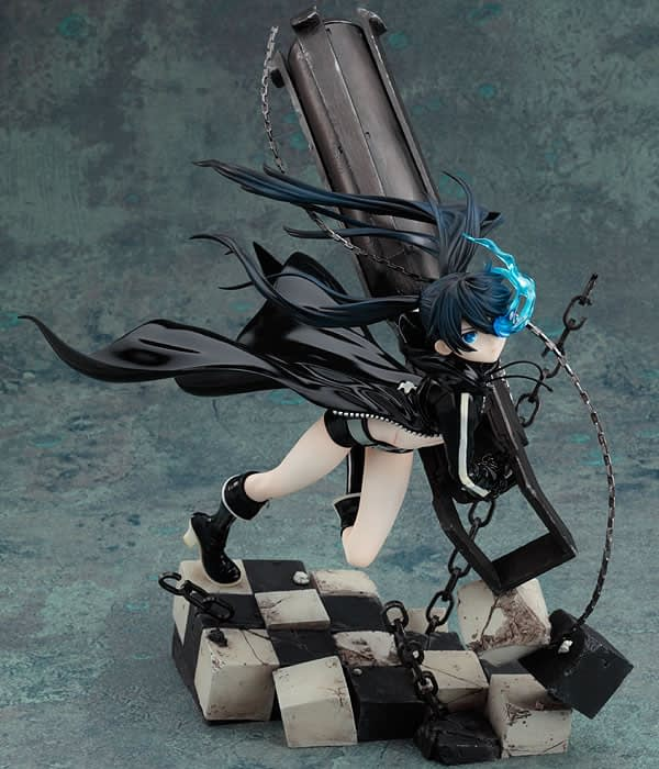 Black Rock Shooter: New Series To Collect 1